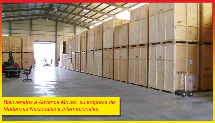 Containerised storage available